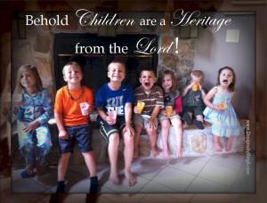 motherhood through grandchildren
