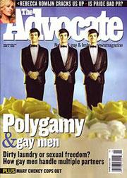Polygamy gay marriage