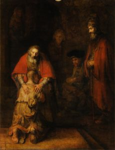 Being the Prodigal's Older Brother