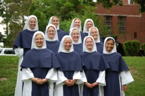 Sisters of Life Novices 2008
