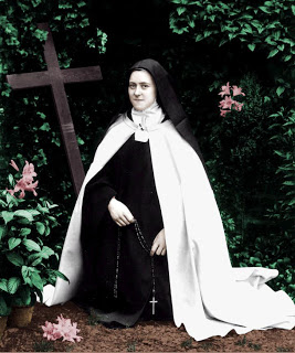 I wanted to be just like Saint Therese but God was calling me to be more like Blessed Zelie, her mother.