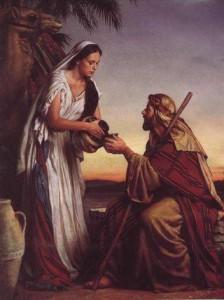 rebekah and servant