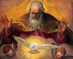 sending the holy spirit