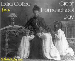 Extra Coffee for a Great Homeschool
