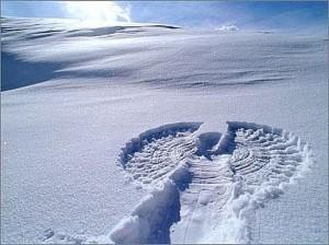 atlanta snow angel