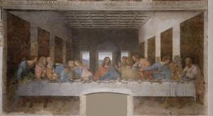 The Last Supper, Leonardo Di Vinci