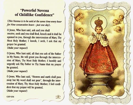 what is a novena catholic sistas