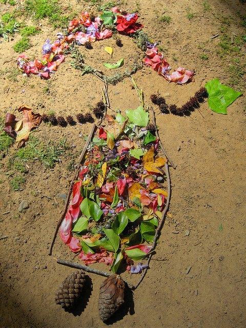 Outdoor Art activity