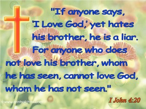 love your brother