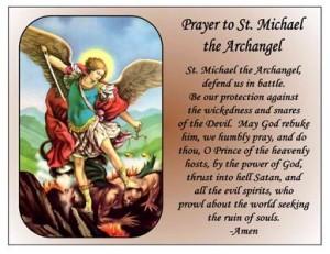 sept st michael prayer