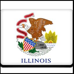 Illinois-Flag-icon