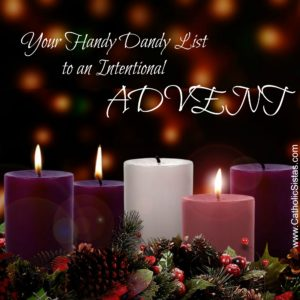 Intentional Advent pic