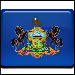Pennsylvania-Flag-icon