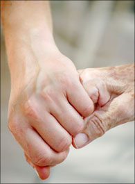 young_old_hand