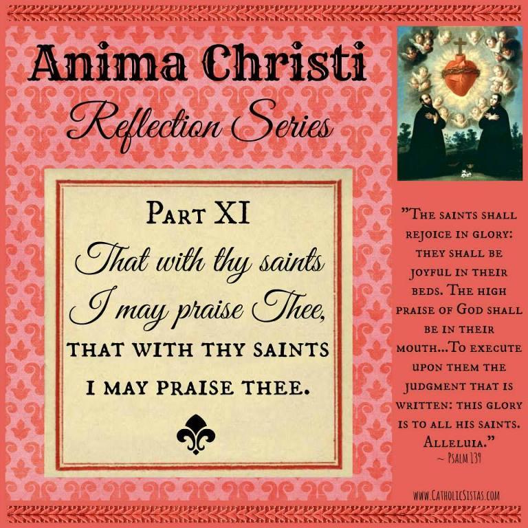 anima christi XI