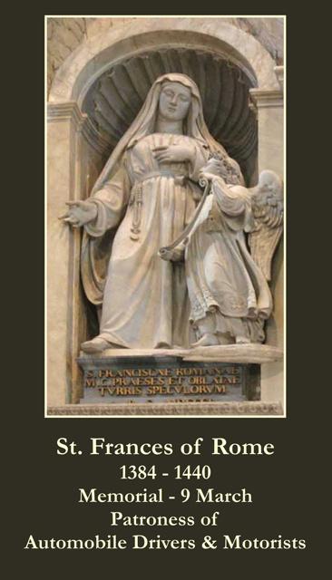 st frances of rome