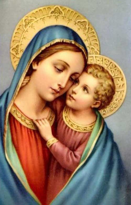 mother mary 1