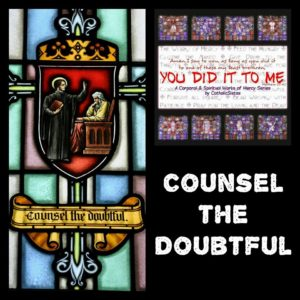 Counsel the doubtful