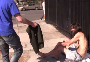 homeless clothing