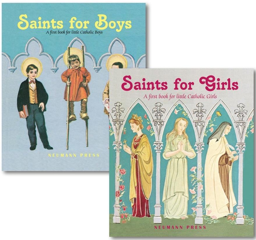 Saints for Boys/Saints for Girls