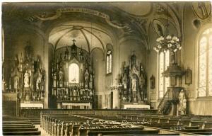 St. Mary's circa 1950