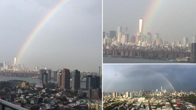 rainbow 911