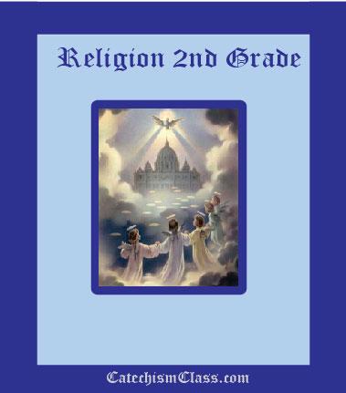 religion 2nd grade