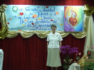 Sister Mary Beth K