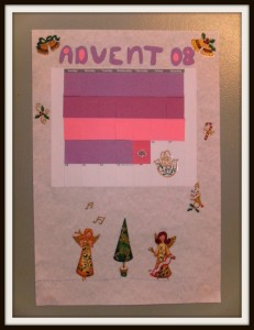 Advent Calendar mod