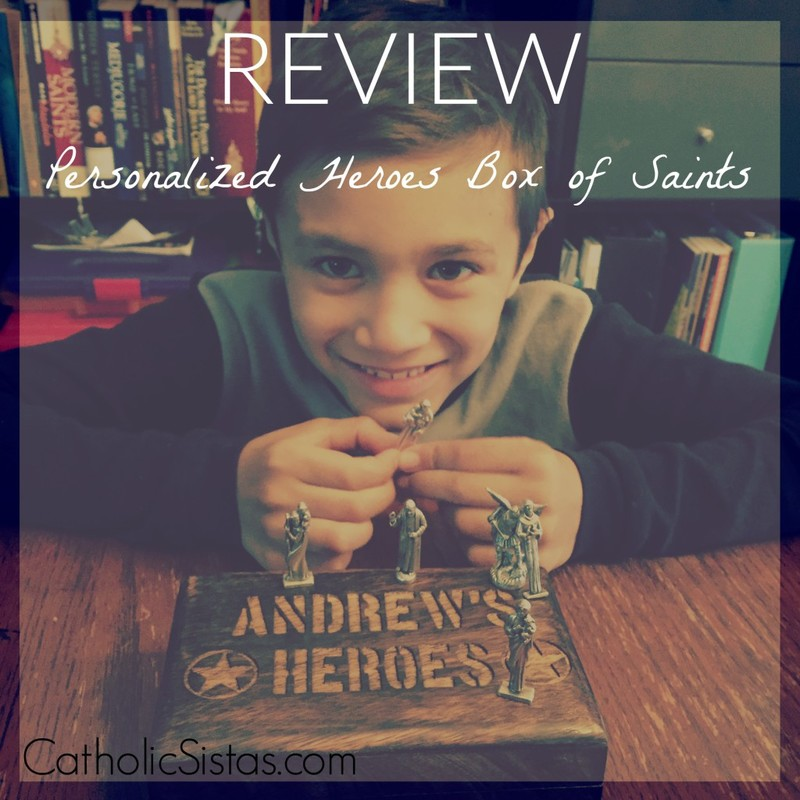 ReviewPersonalizedHeroesBoxofSaints