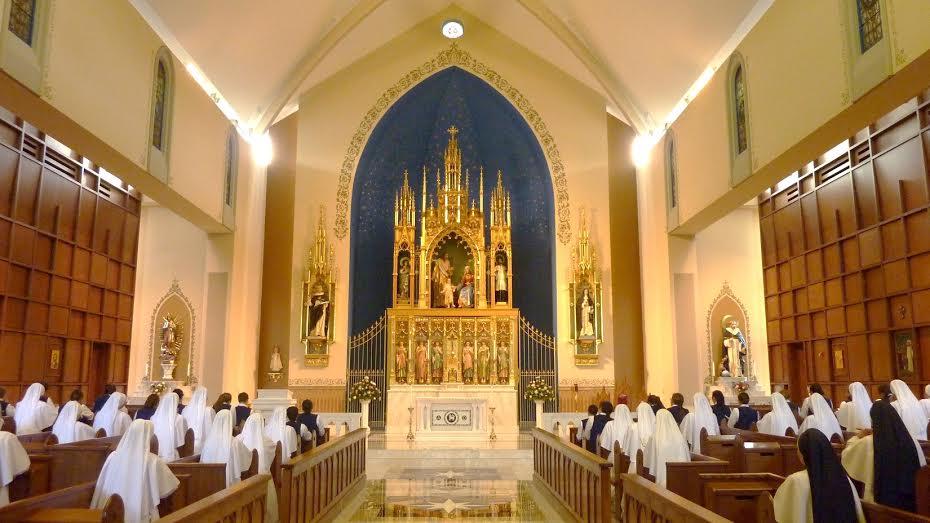 Domicans chapel in Ann Arbor