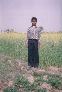 Shaliesh from India.