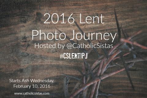 2016 Lent Photo Journey