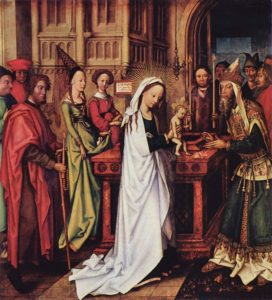 Presentation of the Lord, Hans Holbein the Elder