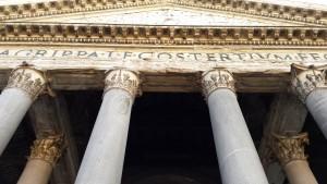 Pantheon, Rome, Eternal City