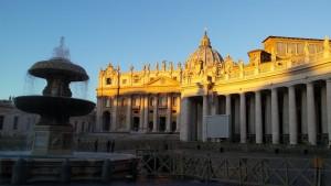 St. Peter Basilica, Rome, Eternal City, Vatican City