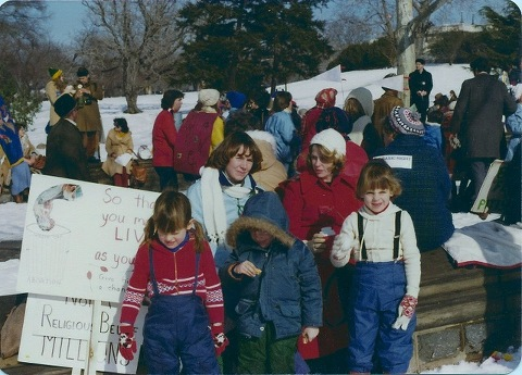 March for Life, 1978
