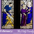 February: The Holy Family
