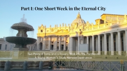 Series Photo, Rome, Eternal City, St. Peter Basilica