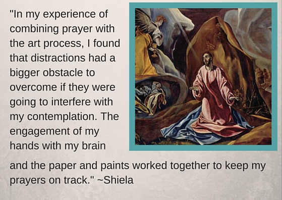 Art of the Rosary Author Quote