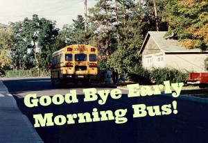 GoodBye Bus