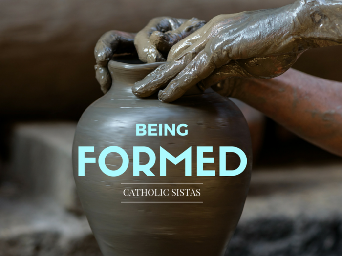 BEING FORMED