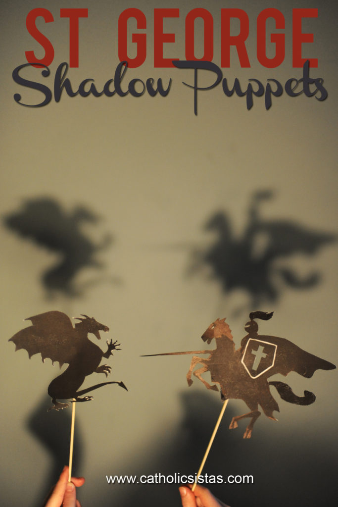St George Shadow Puppets