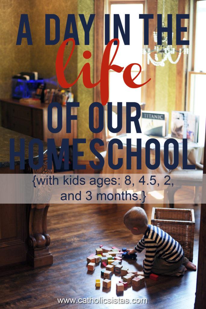 Janalin's Homeschool Day in the Life