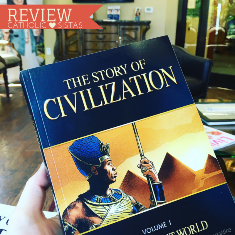 REVIEW: The Story of Civilization - The Ancient World