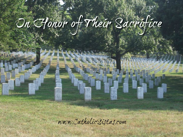 In Honor of their Sacrifice
