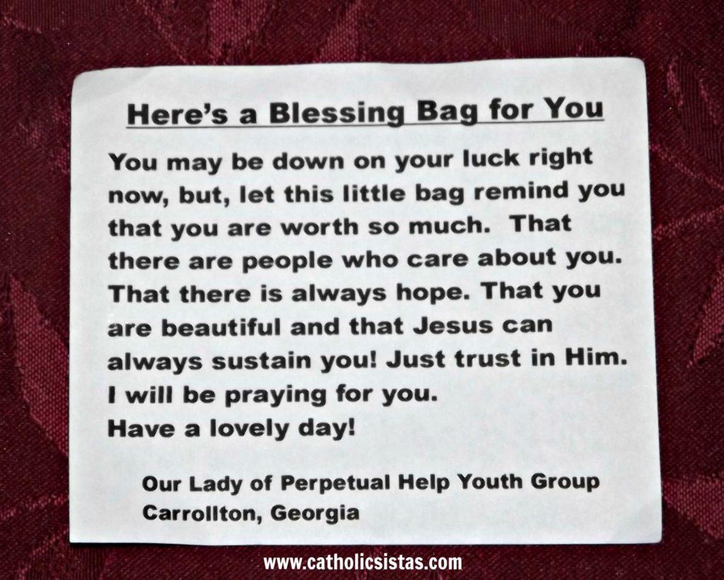 blessing bag 3