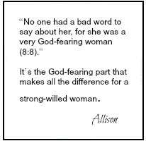 Allisons quote