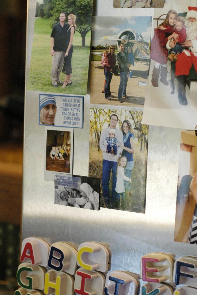 Refrigerator Catechism: Saint Teresa Magnets