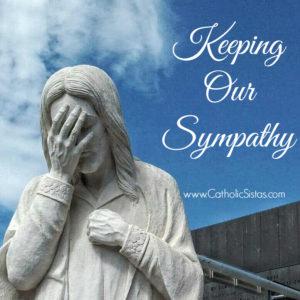 And Jesus Wept Statue
